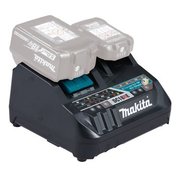 Produktbilde for Makita dobbelt lader 10,8V/18V