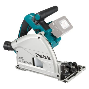Produktbilde for Makita senkesag 2X18V  u/ batteri og lader 165mm