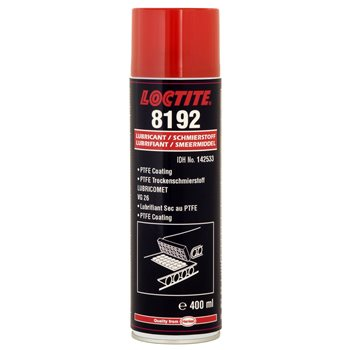 Produktbilde for Loctite PTFE-spray 400ml næringsmiddelgodkjent
