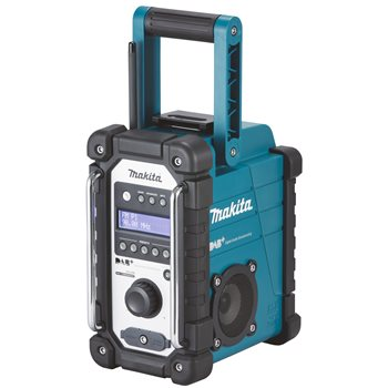 Produktbilde for Makita stereoradio batteri DAB/FM