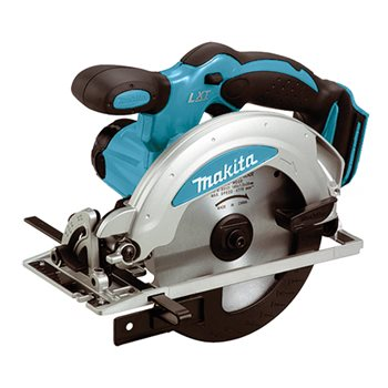 Produktbilde for Makita sirkelsag 18V  u/ batteri og lader 165mm