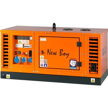Produktbilde for Europower New Boy dieselaggregat 11 kva superlyddempet