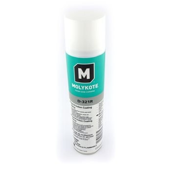 Produktbilde for Molykote anti-friksjonslakk 400ml spray