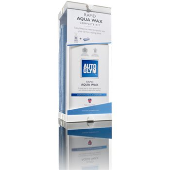 Produktbilde for Auto Glym rapid aqua wax 500ml