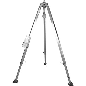 Produktbilde for Fall Safe tripod 1,55-2,55m aluminium