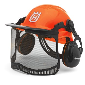 Produktbilde for Husqvarna Skogshjelm Functional Orange