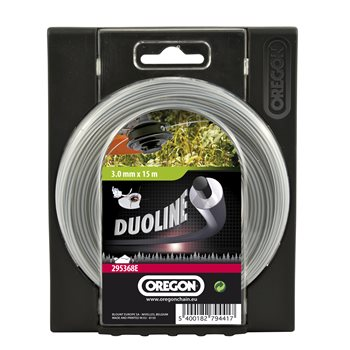 Produktbilde for Oregon Duoline nylon trimmetråd
